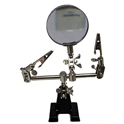 Helping Hand with Magnifying Glass Miyako Usa
