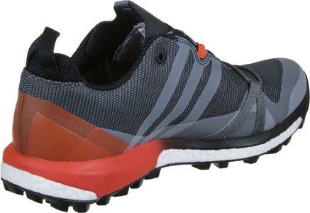 adidas Terrex Agravic Gtx, Zapatos de Senderismo para Hombre, Gris (Grigio Grivis/Negbas/Energi), 40 EU
