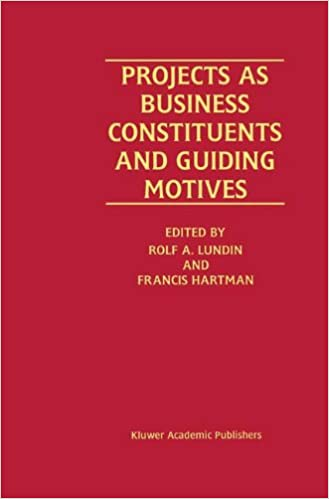 Read Projects as Business Constituents and Guiding Motives PDF, azw (Kindle)