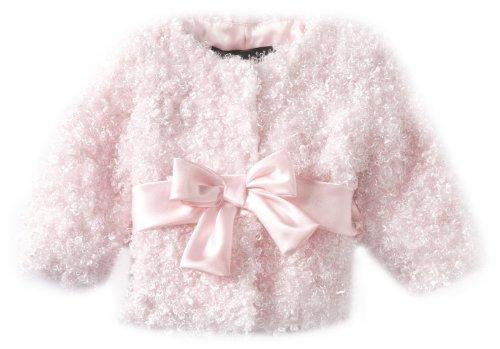 Biscotti Baby-girls Newborn Curly Q Poodle Jacket