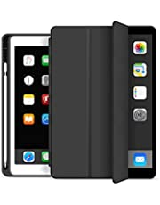 Cover for For Apple iPad 10.2 inch/iPad 7th 10.2 inch with Pen Holder