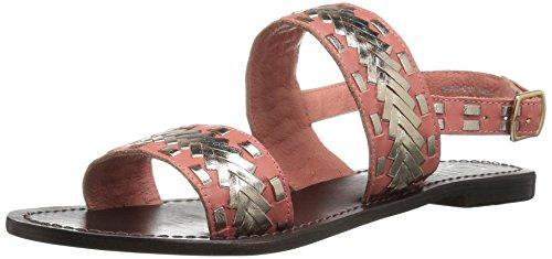 Callisto Women's Adela Dress Sandal Coral