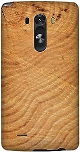 Stylizedd LG G3 Premium Slim Snap case cover Matte Finish - Age of tree