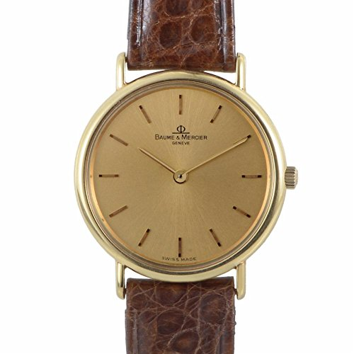 Baume & Mercier Baume & Mercier quartz womens Watch MOAO4793 (Certified Pre-owned)