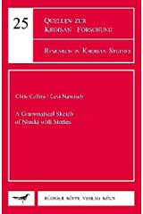 A Grammatical Sketch of N/uuki with Stories Perfect Paperback