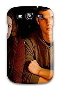 High Quality Shock Absorbing Case For Galaxy S3-sailor New Moon Jacob Black