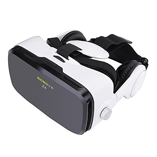 Pink Lizard Xiaozhai BOBOVR Z4 3D Virtual Reality VR Immersive Game Video 120 Degrees Glasses Private Theater for 3.5 to 6.0 Inch Mobile Phone