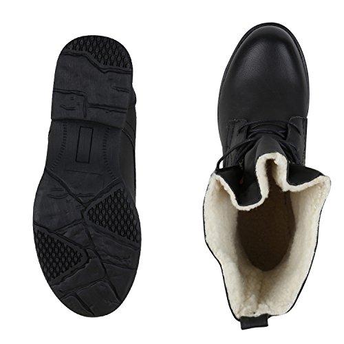 Best-boots - Botas para mujer Schwarz Schwarz Nuovo