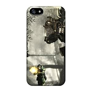 Weh33054EeGh Cases Skin Protector For Iphone 5/5s James Cameron's Avatar The Game Ampsuit With Nice Appearance