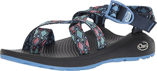 Chaco Women's Zcloud 2 Sport Sandal, Trace Eclipse, 8 M -