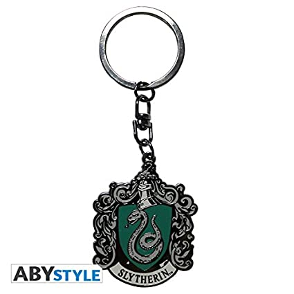 ABYstyle - HARRY POTTER - Llavero - Slytherin