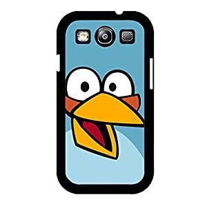 Endearing Angry Birds Cover Case Beautiful Design for Samsung Galaxy S3 I9300 Modish Game Series Phone Case
