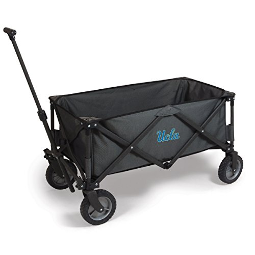 NCAA Ucla Bruins Adventure Digital Print Wagon, One Size, Dark Grey/Black by PICNIC TIME