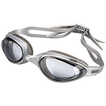 427c7ba95 Óculos de Natação Speedo Hydrovision Cinza cristal  Amazon.com.br ...