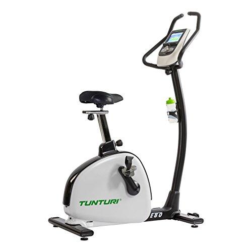 Tunturi E80 Endurance Series Upright Exercise Bike Cycle Force Group - Bikes