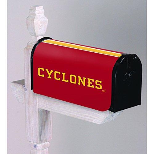 Cover Mailbox Team (Team Sports America Iowa State University Applique Mailbox Cover)
