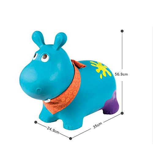 Lxrzls Space Bouncing Animal Hopper-Ride on Hopper- Inflatable Animal Bouncing Ride by Lxrzls (Image #1)