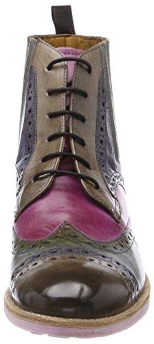 Melvin & Hamilton Women's Amelie 17 Boots Multicolor (Crust/Oxygen 1,5,9)