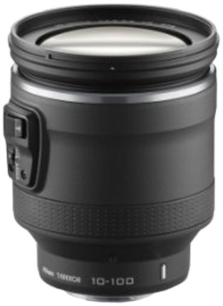 Nikon 1 NIKKOR 10-100mm f/4.5-5.6 VR (Black) by Nikon (Image #2)
