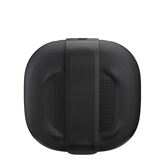 Bose SoundLink Micro Bluetooth speaker 5 Crisp, balanced sound Durable silicone strap Rugged, waterproof design (IPX7)