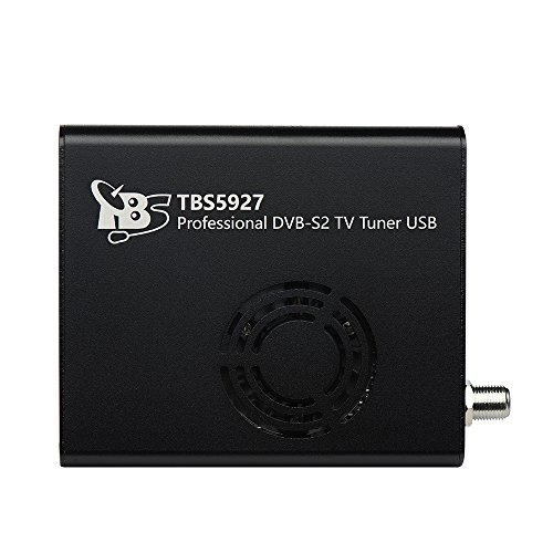 TBS 5927 DVB-S2 Professional Tuner USB Satellite TV Box for Receive Special Stream Broadcasted with ACM, VCM, Multi Input Stream, 16APSK,32APSK and Generic Stream Mode
