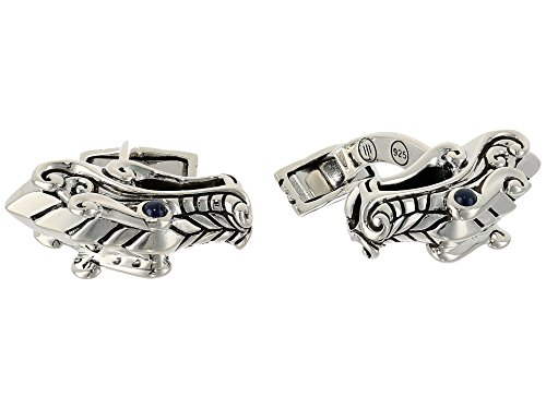 John Hardy Legends Naga Cufflinks Silver One Size