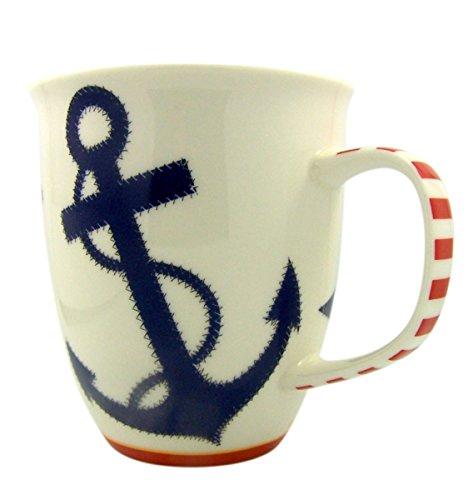 Anchor Ceramic Mug - 5