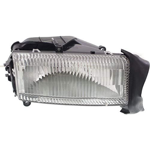 Halogen Headlight For 97-2004 Dodge Dakota Right w/Bulb & Bracket