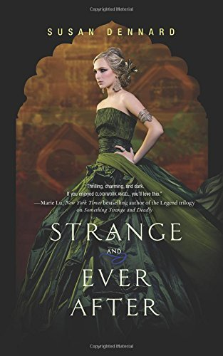 Strange And Ever After Something Strange And Deadly