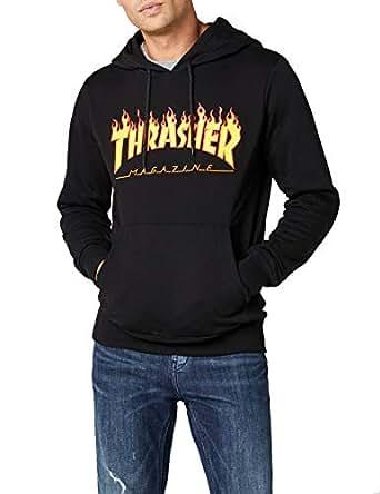 Amazon.com  Thrasher Flame Pullover Hoody  Clothing 819c2b07f