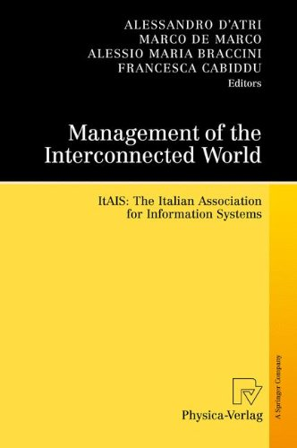 Management of the Interconnected World: ItAIS: The Italian Association for Information Systems