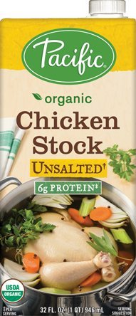 Pacific Foods Stock Chicken Unsltd Org by Pacific Foods