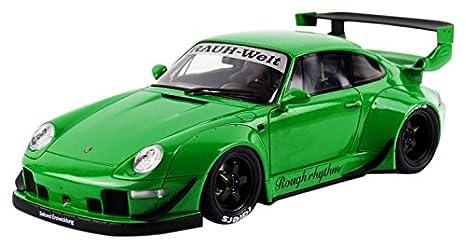 Gt Spirit - gt074 - Porsche 993 RWB - Escala 1/18 - Verde: Amazon.es: Juguetes y juegos