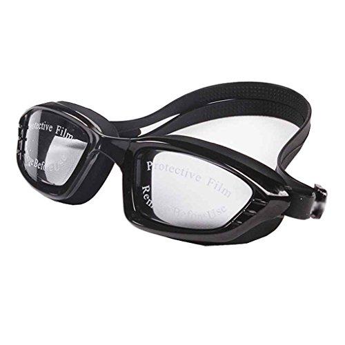 de Surf Hommes Plage Outdoor lunettes Femmes UV noir plaquent protection anti imperméable Objectif lidahaotin brouillard natation Lunettes Lunettes 46XdqXw