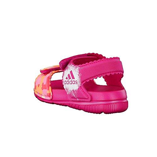 adidas Kinder Badeschuhe AltaSwim I bold pink/haze coral s17/easy pink s17 20