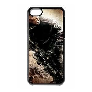 Terminator iPhone 5c Cell Phone Case Black Puai