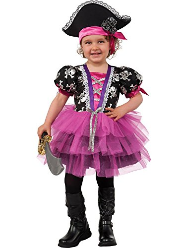 Rubie's Pirate Princess Child's Costume, -