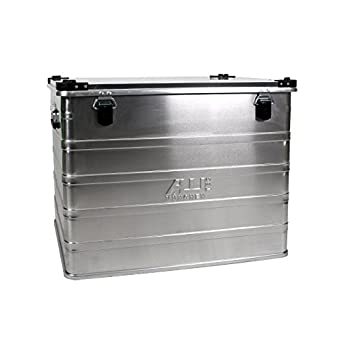 Alutec 0007673620240 - Caja de aluminio