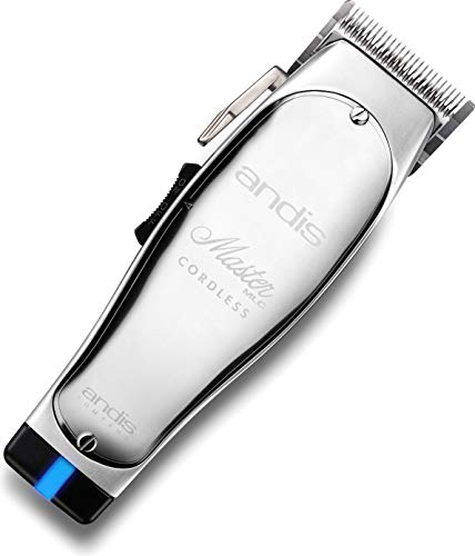 Professional Clipper/Andis USA/Master® Cordless Lithium-Ion Clipper - Global/Cordless/ 12480