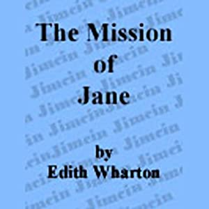 The Mission of Jane Audiobook