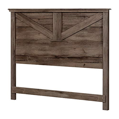 South Shore 11906 Avilla Full/Queen Headboard, Fall Oak