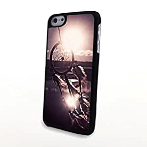 linJUN FENGGeneric Colorful Dream Catcher PC Phone Cases fit for iphone 6 plus 5.5 inch Cases Plastic Shell Hard Case Matte Back Shockproof Amazon Phone Case