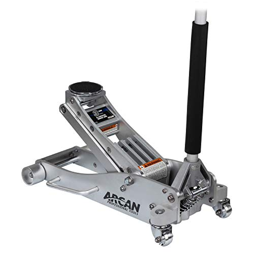 Arcan ALJ3T 3-Ton Quick Rise Aluminum Floor Jack (Best 3 Ton Floor Jack For The Money)