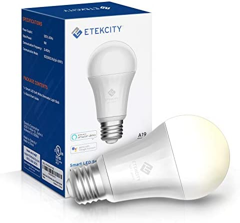 Etekcity Smart Light WiFi LED product image