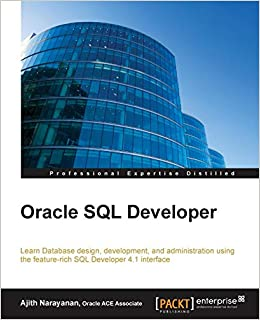 Oracle Sql Developer Book