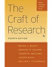 The Craft of Research 4ed
