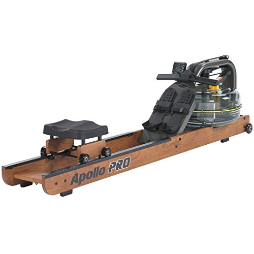 First Degree Fitness Fluid Rower with Adjustable Resistance - Apollo Pro II