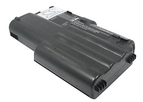 Notebook,Laptop Replacement Battery for IBM ThinkPad T30 4400mAh 10.8 Li-ion 1 Year Warranty