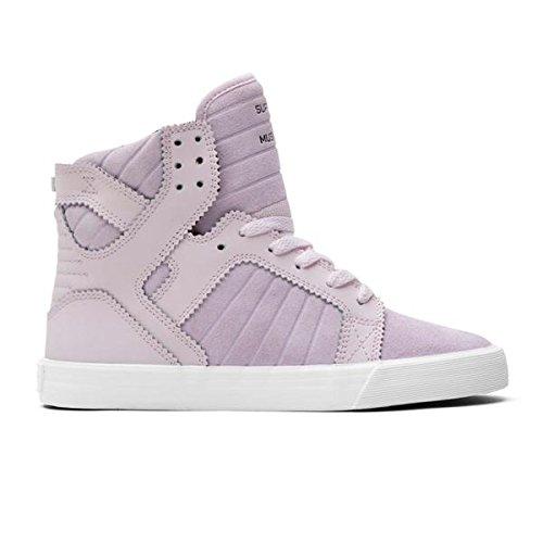 Supra SW18023 - Zapatillas Altas de Cuero Mujer 5 US: Amazon.es: Zapatos y complementos