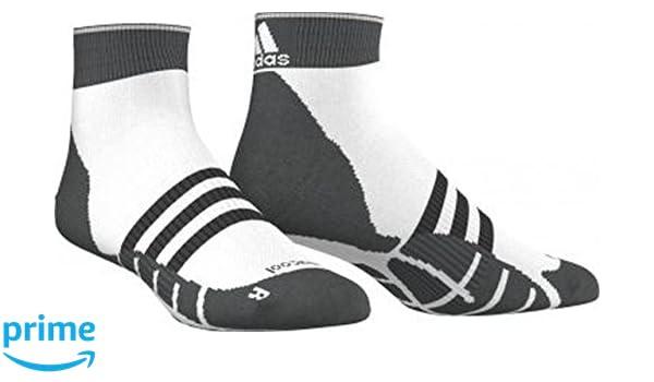adidas ClimaCool Ankle Running Calcetines para Hombre Blanco, 31-33: Amazon.es: Ropa y accesorios